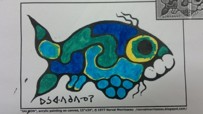 animaux art inuit
